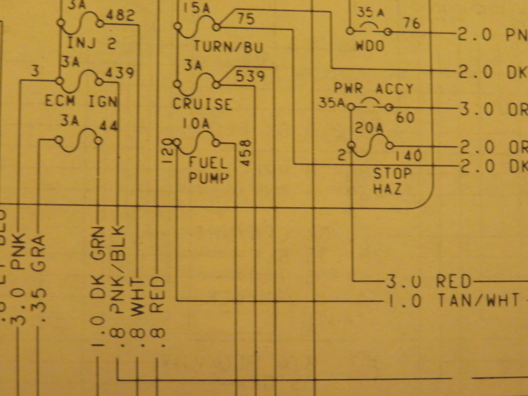 Wiring Diagram Further 1985 Corvette Fuel Pump Relay Wiring On 94