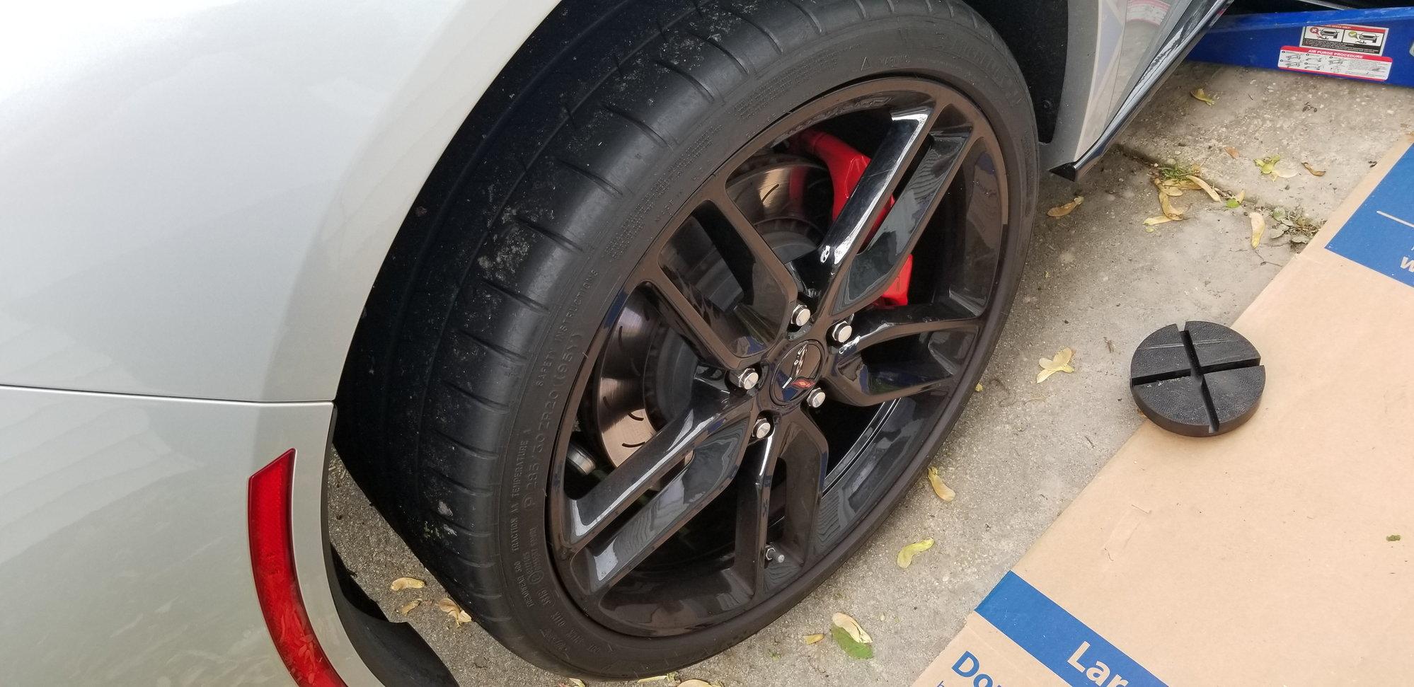 Fs For Sale 2017 M7 Z51 7500 Miles Lt1 Corvetteforum Chevrolet Corvette Forum Discussion