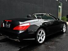 2014 Mercedes Benz SL550