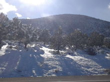 Spring Mountain pass
