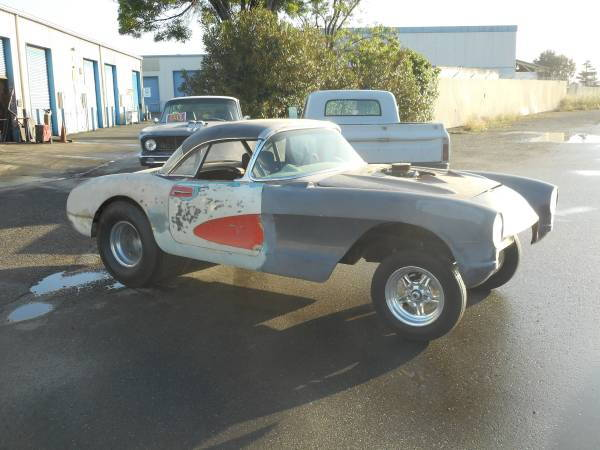Anyone Looking For A 57 Gasser?