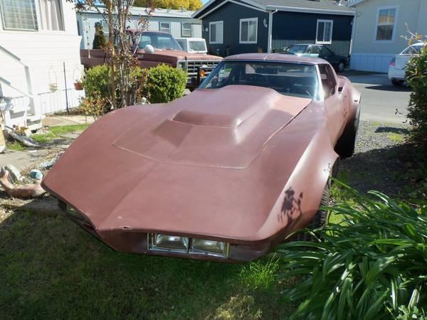 Custom Shark Nose - CorvetteForum - Chevrolet Corvette ...