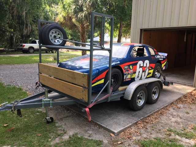 FS (For Sale) Small Car Race Trailer - CorvetteForum