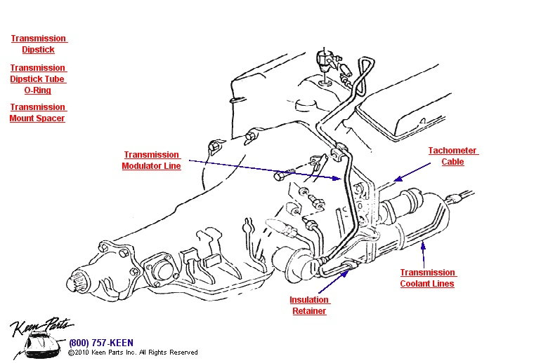 1970 C3 Auto Transmission 454 - Help identify this part ...