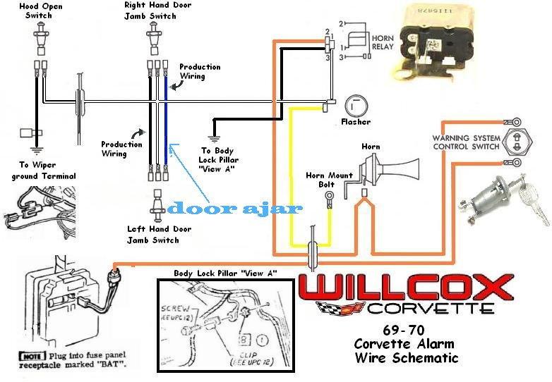 1974 Corvette Engine Diagram