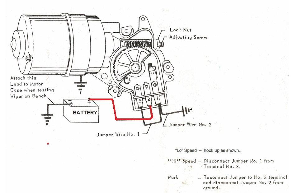 C2 1965 Wiper motor issue - parts help - CorvetteForum ...