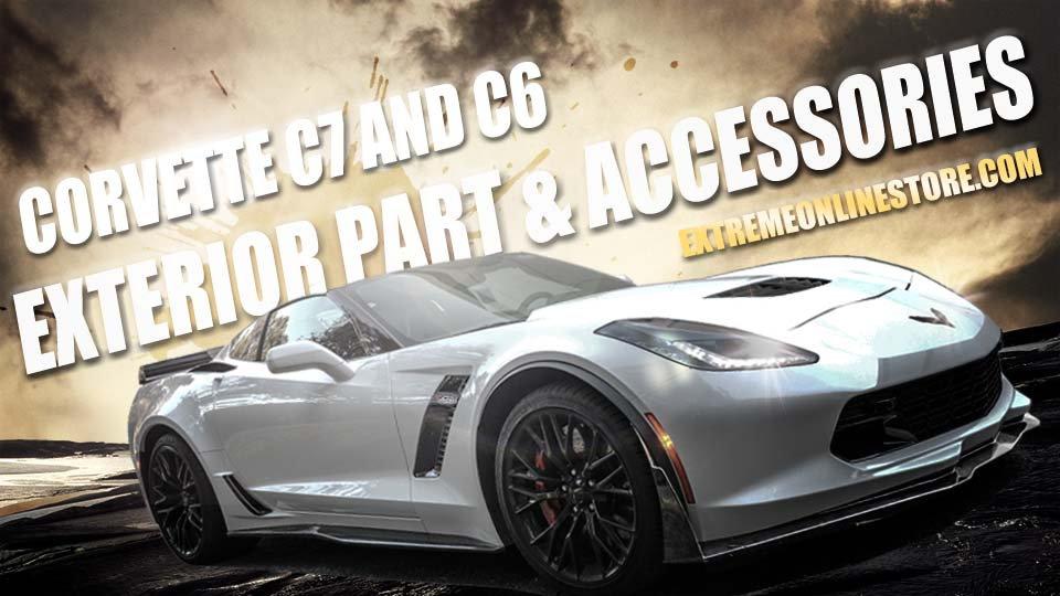Extreme Online Store | Corvette Exterior C7 Parts