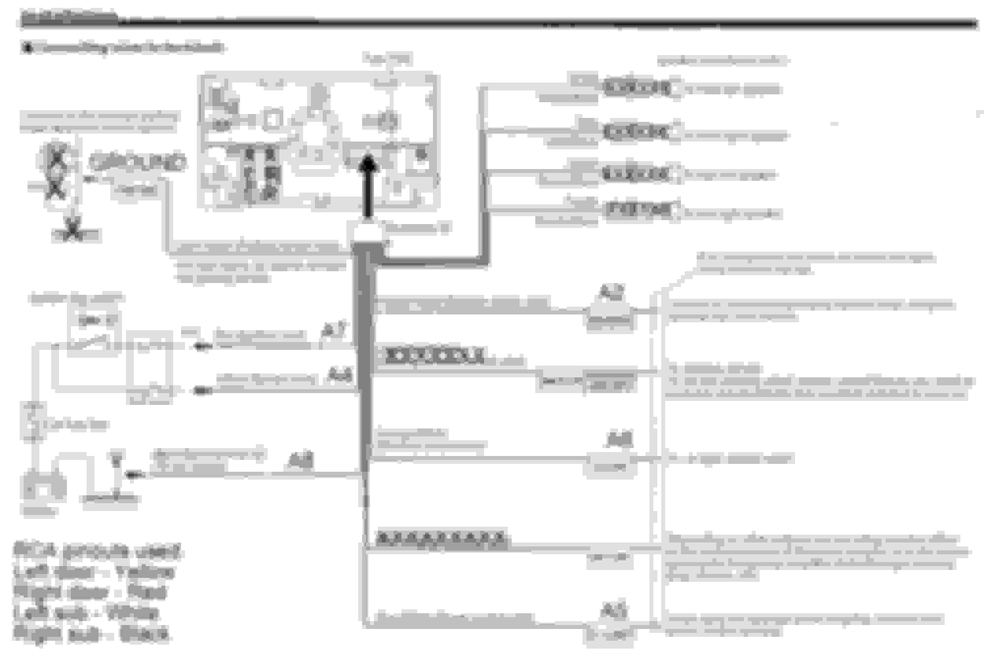 ing a double DIN radio - Page 3 - CrossfireForum - The ... Kenwood Wiring Harness Diagram Dnx S on