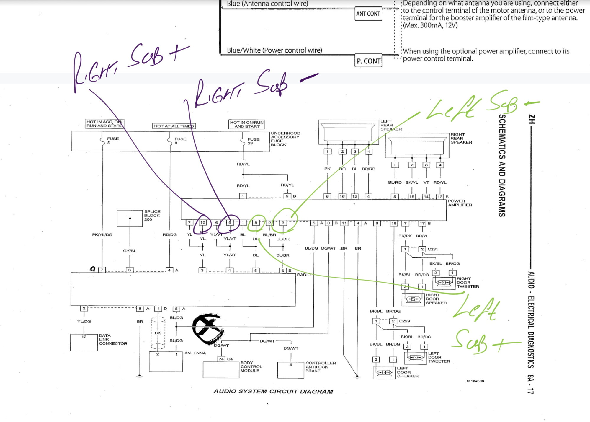 on kenwood wiring harness diagram dnx 893s