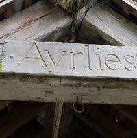 Welcome to Ayrlies - through The Lych Gate