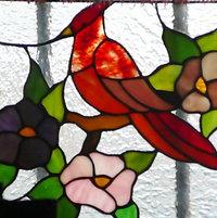 The Cardinal is my lucky bird!
