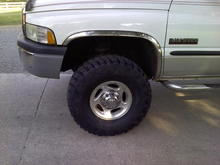 new tires
