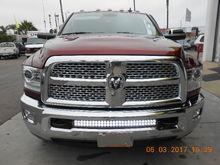 Driving Light install 2016 Ram 2500 Laramie IL-6 6.7L CTD