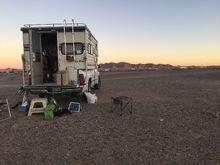 8 miles west of Yuma