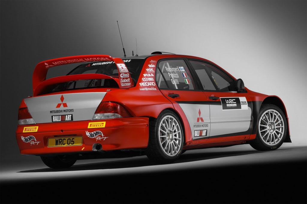 WRC Wing - EvolutionM - Mitsubishi Lancer and Lancer Evolution Community