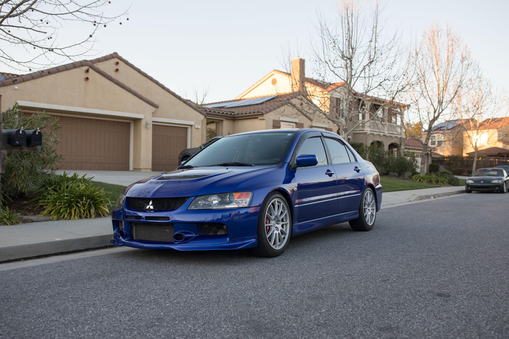 evo - FS [West]: [CA] 2005 Evo 8 Tastefully Modified Evo 9 Front/JDM