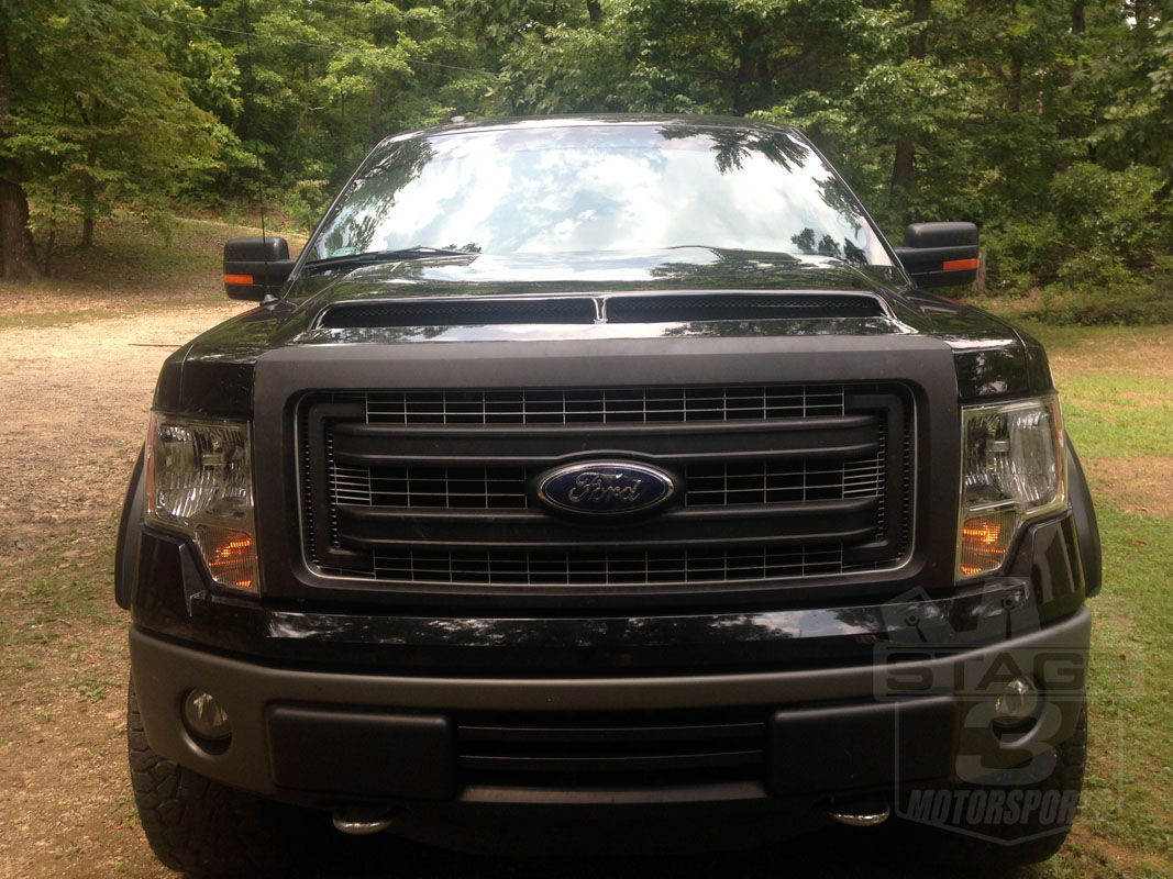 Black ops hood by tuscany ford f150 forum community of ford truck fans