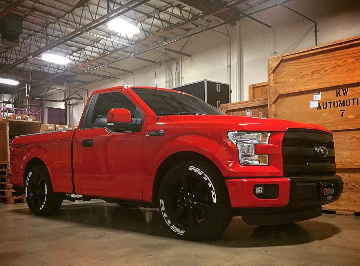 Lets see those lowered RCSB 2015+ - Page 2 - Ford F150 ...  Lets see those ...