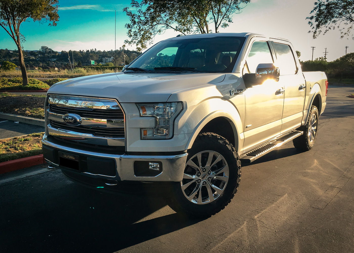 Bf Goodrich K02 >> Let's see your White Platinum Pearl F150! - Page 6 - Ford F150 Forum - Community of Ford Truck Fans