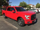 My 2017 F-150 Lariat 4x4 V8 Sport Package 502A Package
