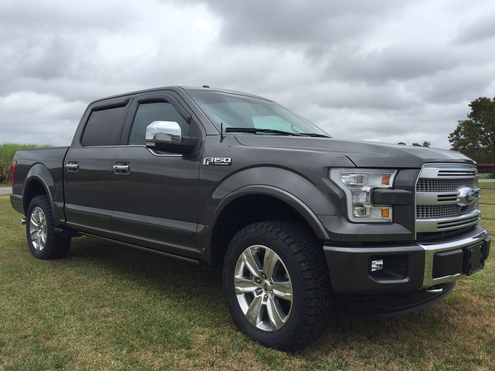 2017 F150 Leveling Kit >> Leveled out with 275/65 R20 KO2's - Ford F150 Forum - Community of Ford Truck Fans