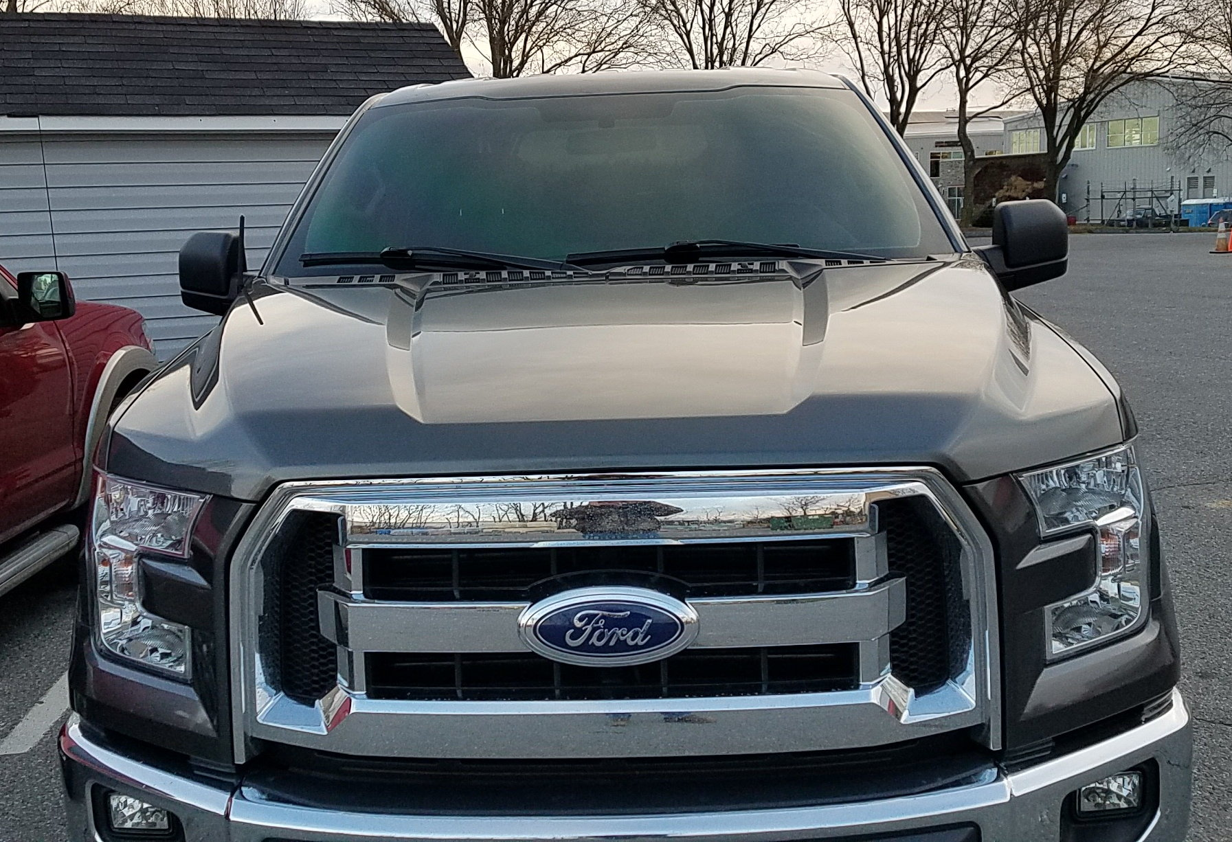 35 Windshield Tint >> Windshield Tint Ford F150 Forum Community Of Ford Truck