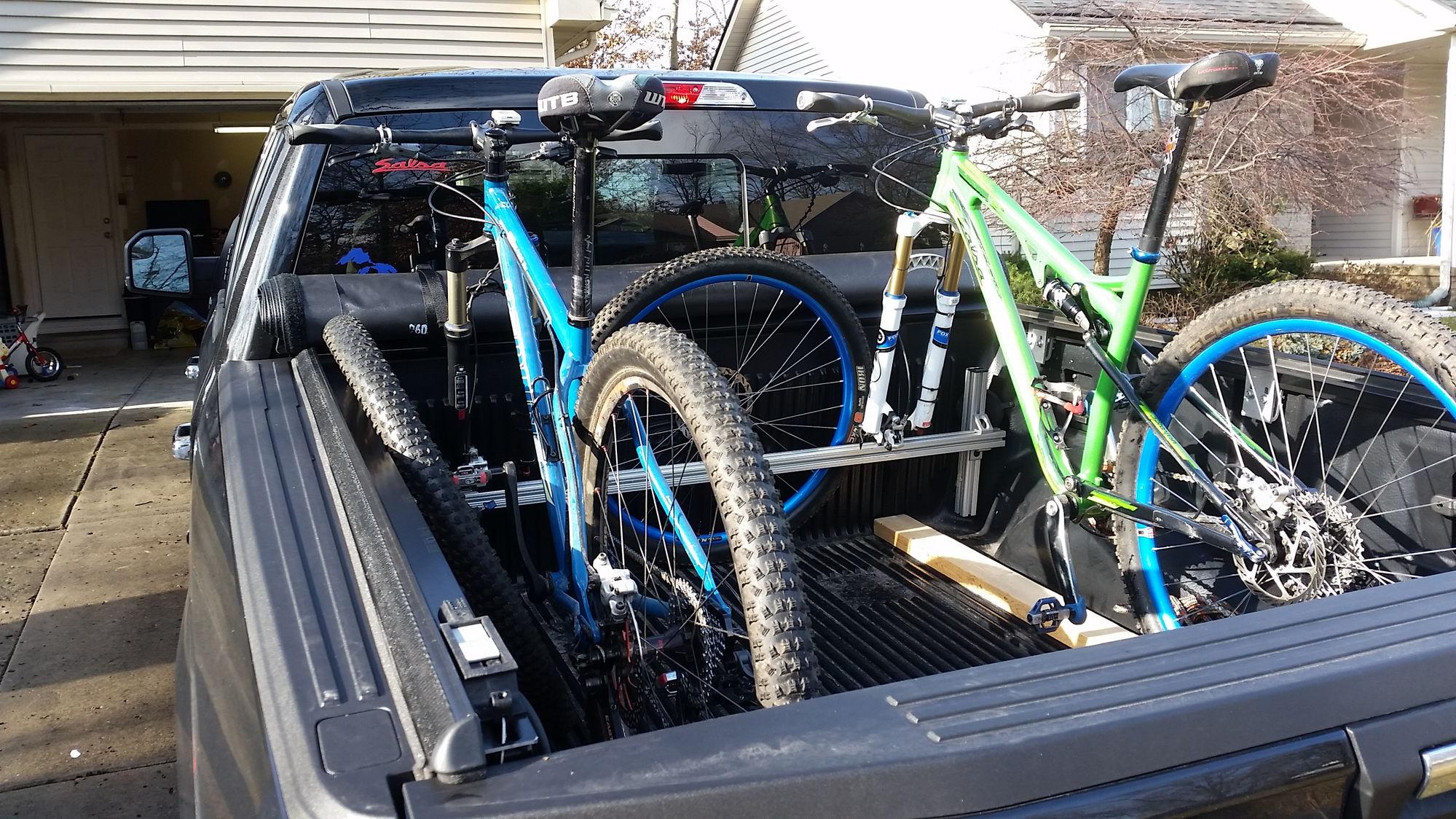 Boxlink bike rack Page 11 Ford F150 Forum Community