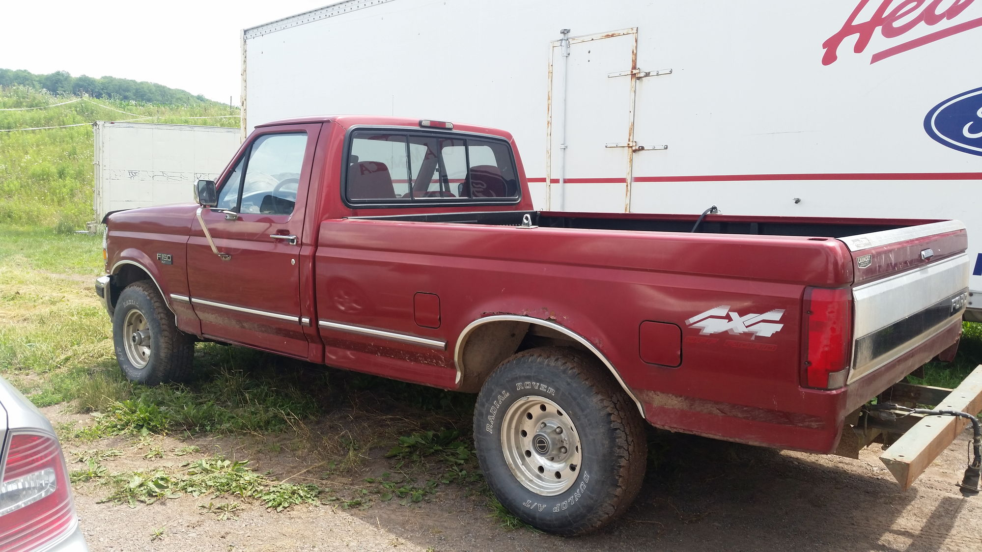 Pre Bent Brake Lines >> 1996 F150 Project - Ford F150 Forum - Community of Ford ...