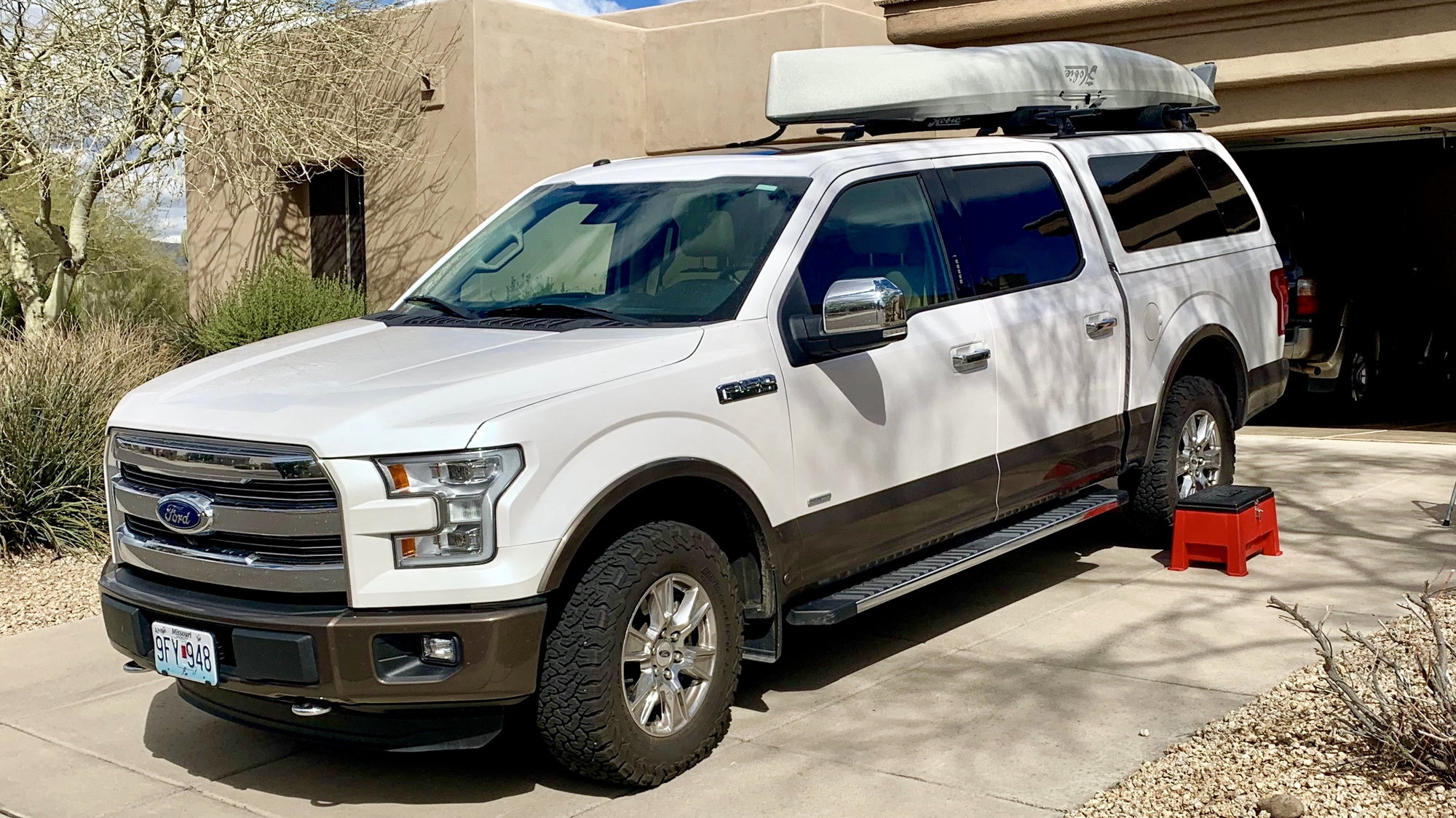 Pictures Of Yakima Roof Rack Page 6 Ford F150