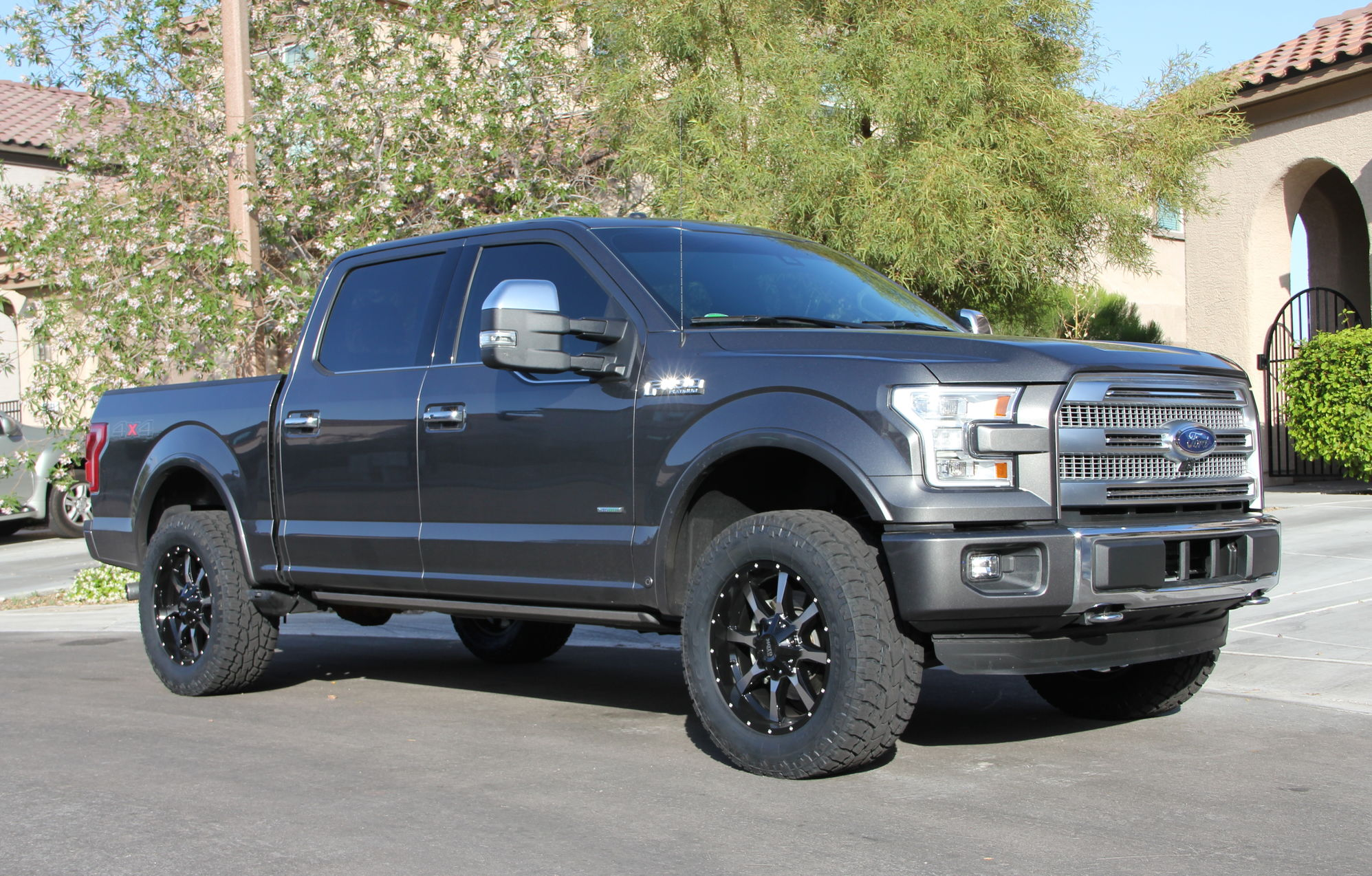 295/65R20 Toyo AT-II's..? - Page 3 - Ford F150 Forum ...