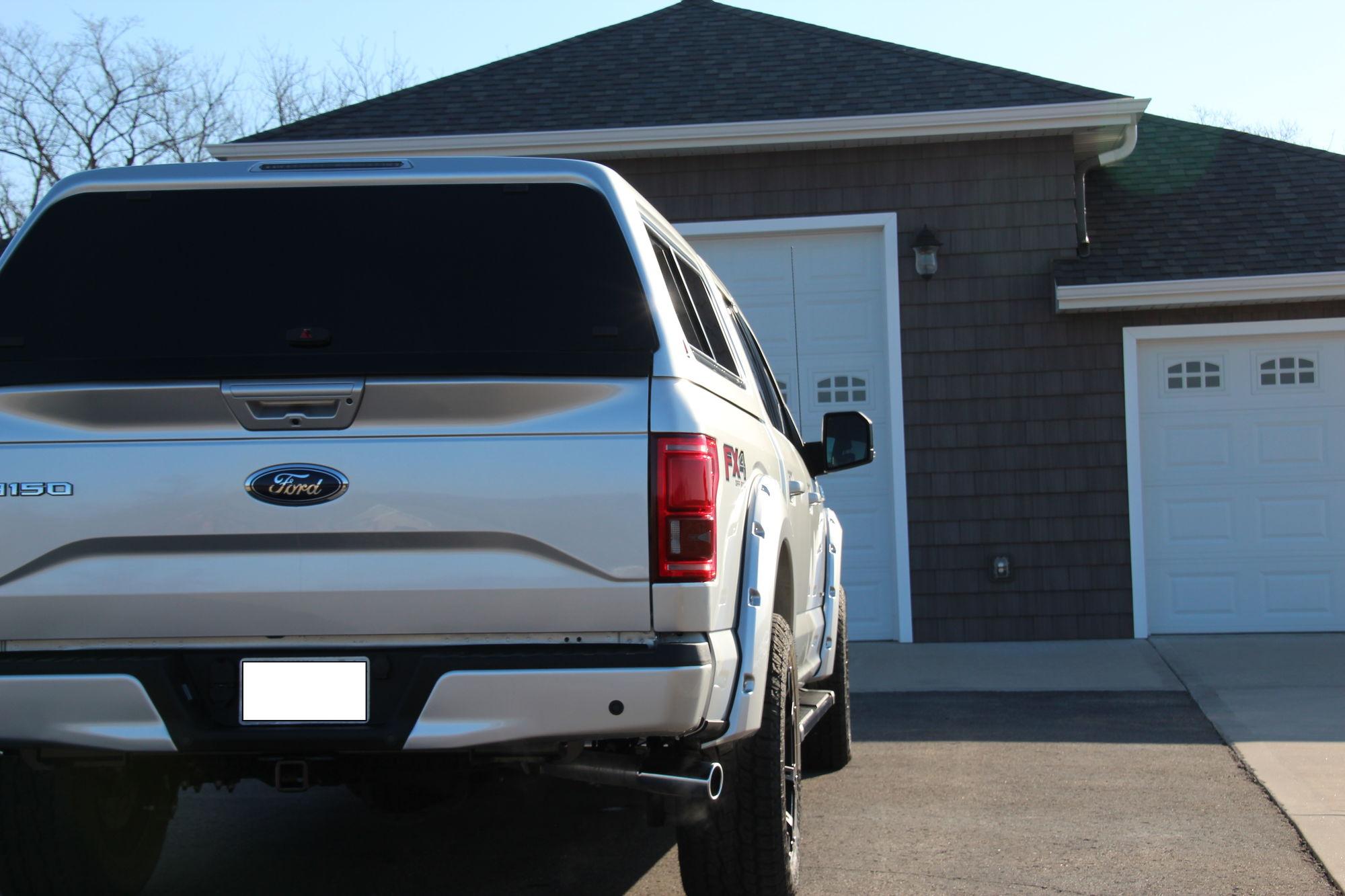 gotstocks Silver Lariat Sport Build - Ford F150 Forum - Community of ...