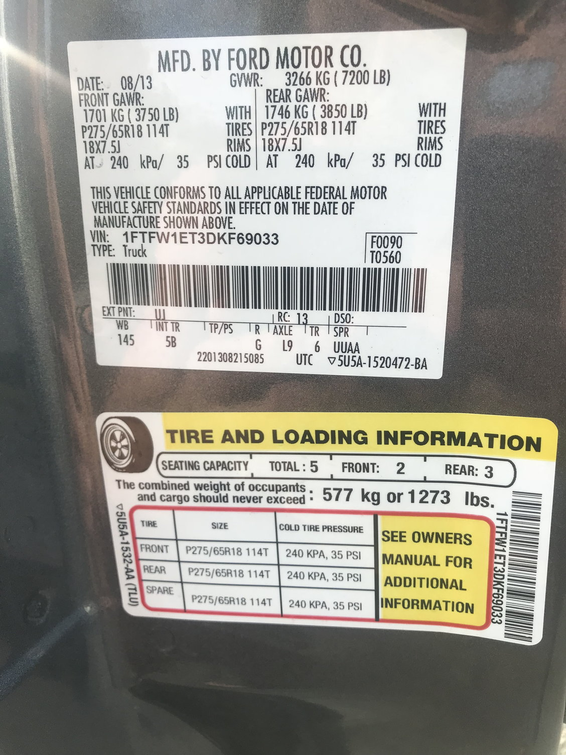Need some help please pics inside *** - Ford F150 Forum ...