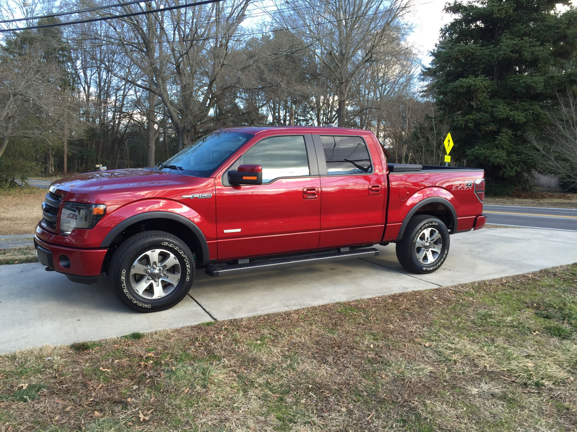 2015 F150 Forum >> New Member / 2014 FX4 Eco-Boost Supercrew - Ford F150 Forum - Community of Ford Truck Fans