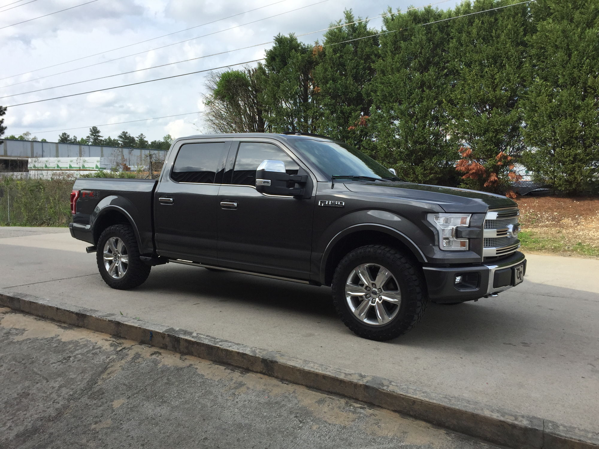 275 60r20 In Inches >> 285/60r20 on a stock 2015 - Ford F150 Forum - Community of ...