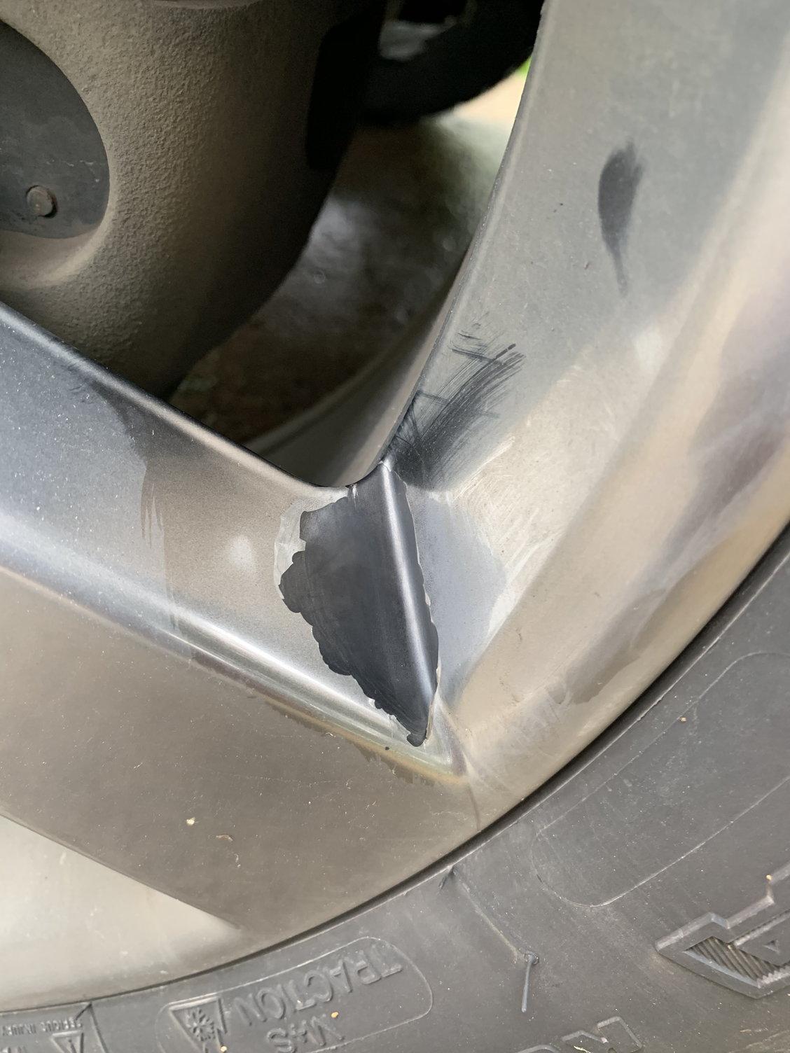 Ford Dealership Charlotte >> 2015 F150 rims paint peeling! - Ford F150 Forum ...