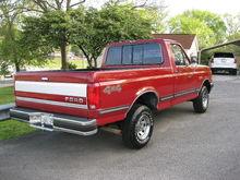 TRUCK. 1991 F150