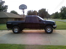 my old truck (sold)