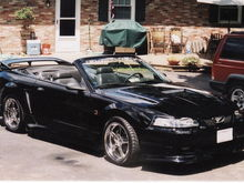2000 Stage 2 Roush