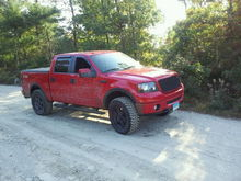2006 Ford F150 FX4