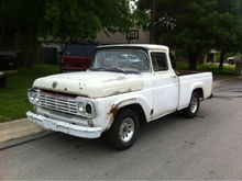 1958 Ford 100