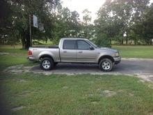 Jim's Truck
