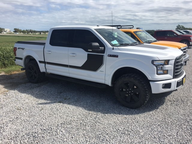2016 F150 Lariat >> Hello from Nebraska! - Ford F150 Forum - Community of Ford Truck Fans