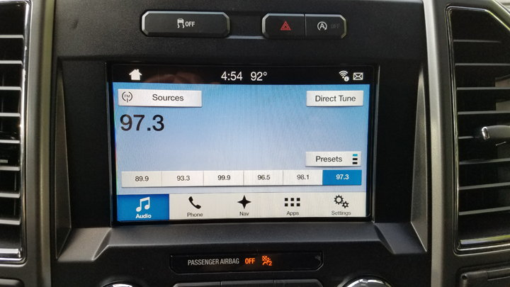 Sync 3 with Android capabilities - Ford F150 Forum ...