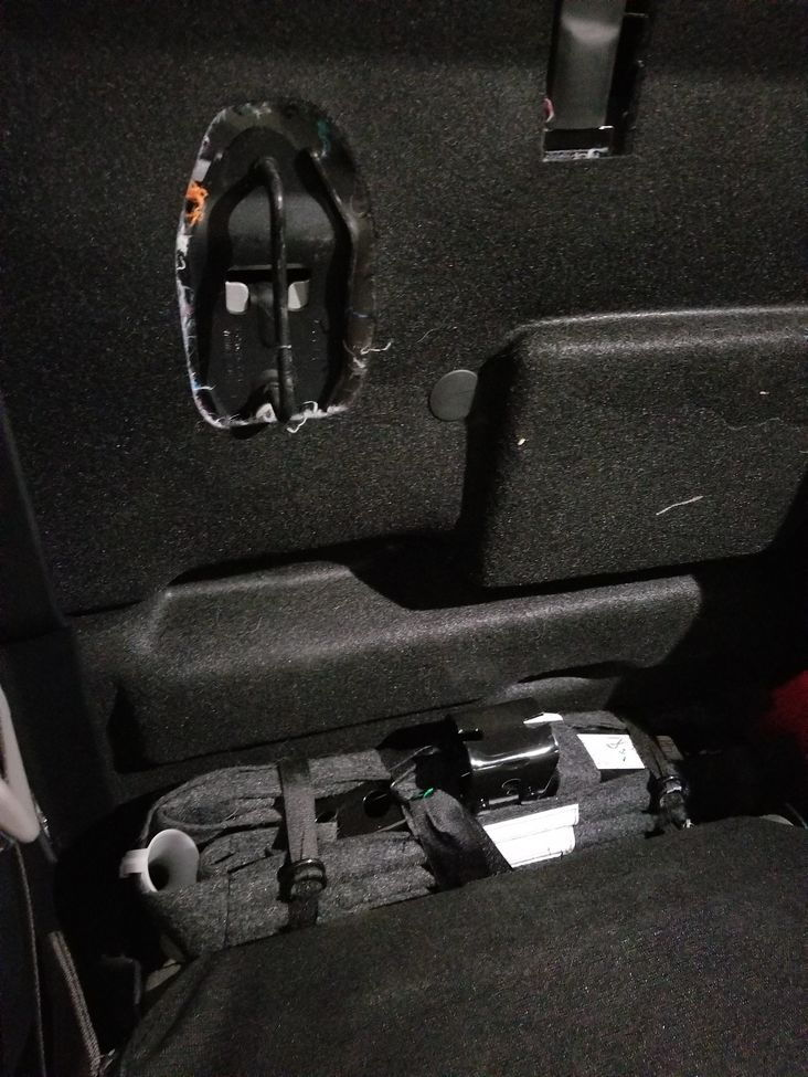 Ford 302A Package >> New to F-150, I have 302A package and no rear under seat ...