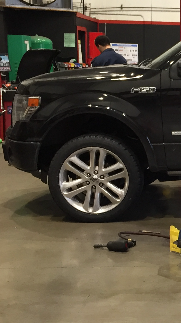 Costco Ford F150 >> Bridgestone Dueler AT Revo 2 tires are great! - Page 2 - Ford F150 Forum - Community of Ford ...