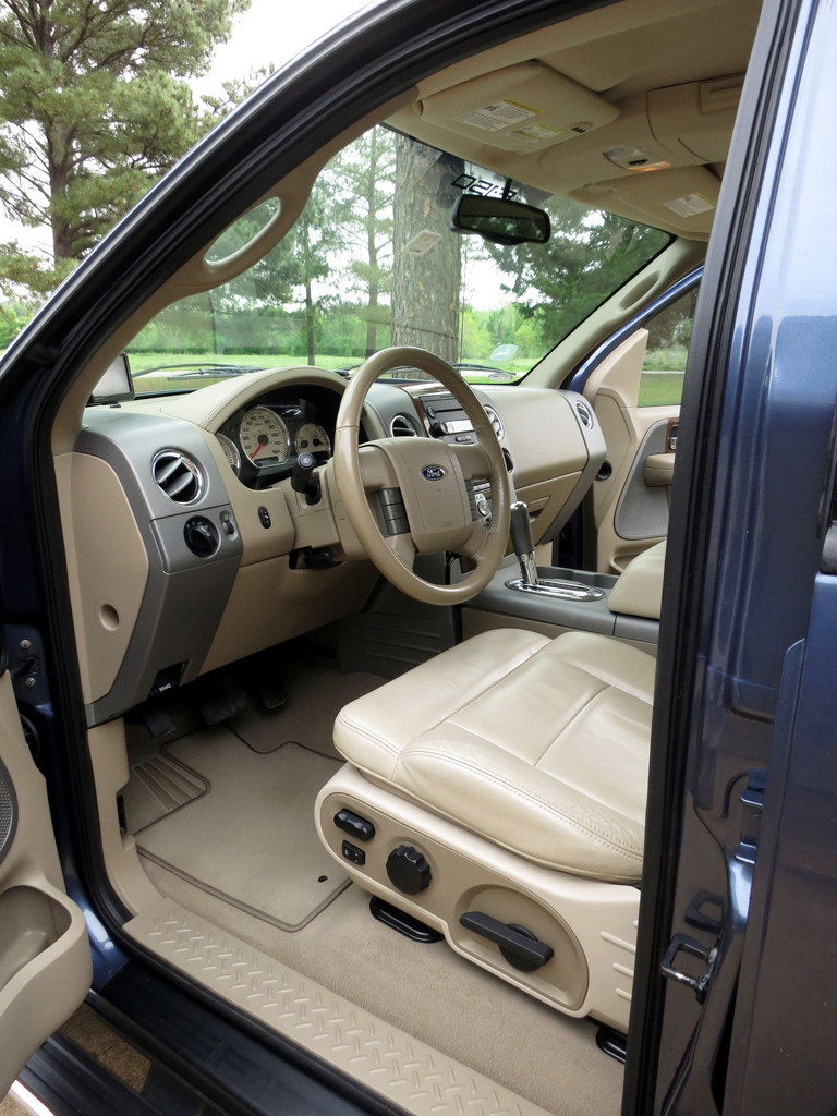 Camel Interior Ford F150 Forum Community Of Ford Truck Fans