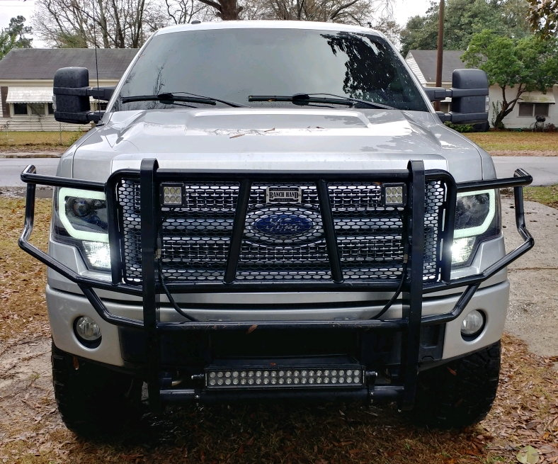 spyder projectors + HID? - Ford F150 Forum - Community of