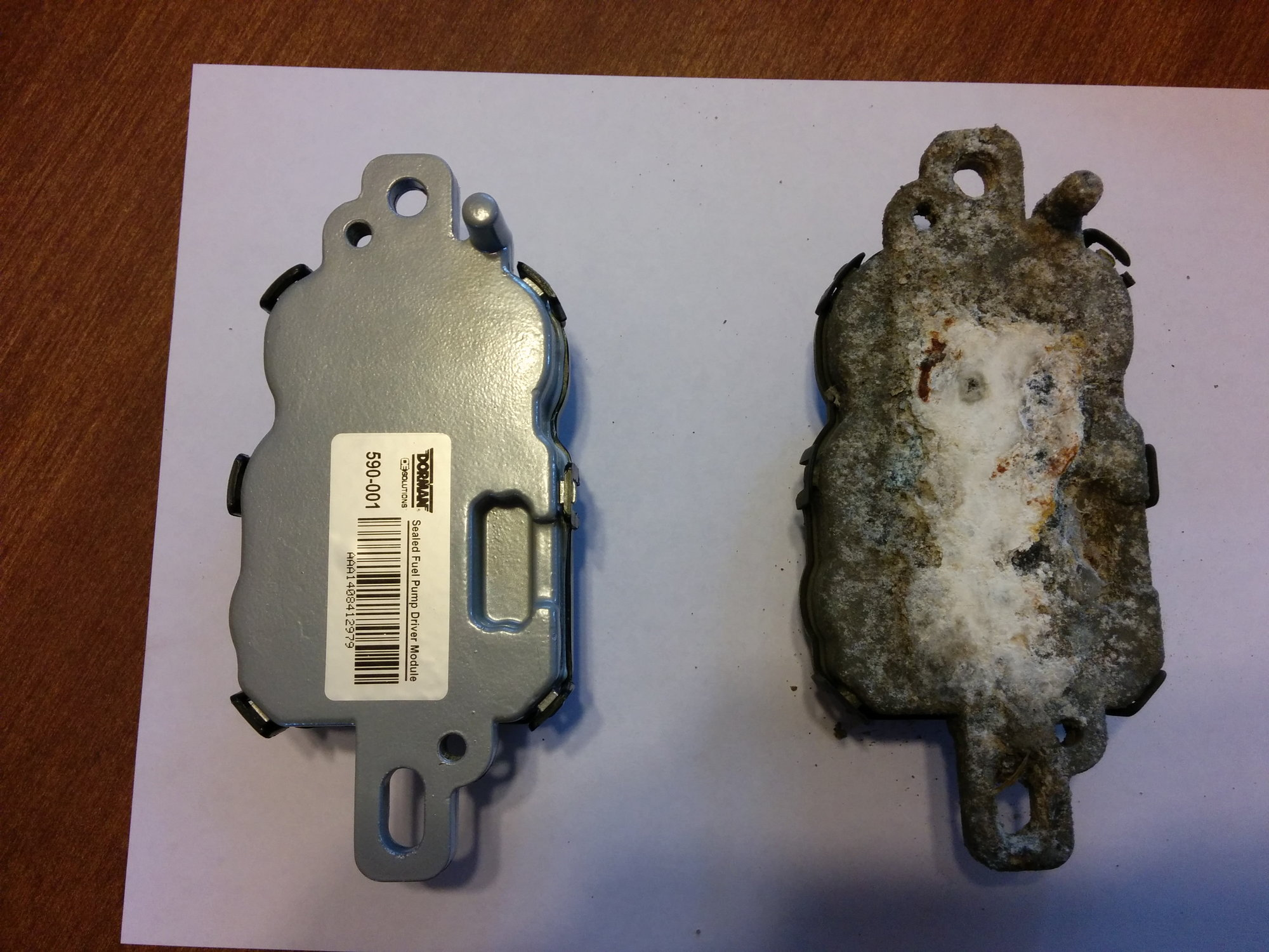 Fuel Pump Driver Module Replacement - Page 4 - F150online Forums