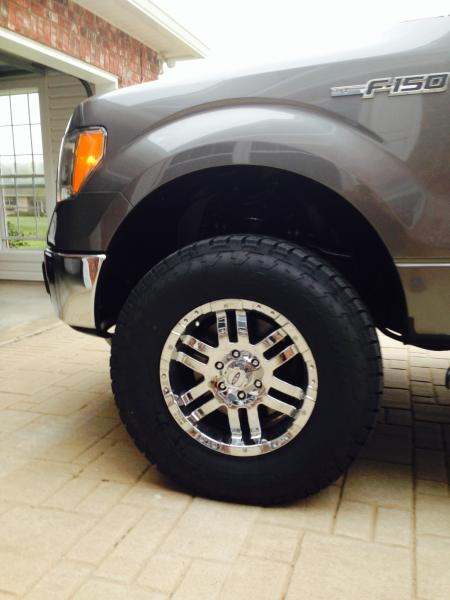 New Tires F150online Forums