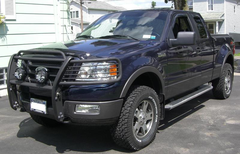 2011 F150 Grill >> Grille Guard - Ford F150 Forum